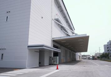 茨木事業所 外観